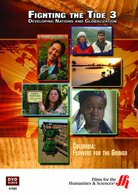 Colombia: Flowers for the Gringo (Enhanced DVD)