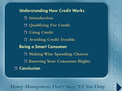 Consumer Education DVDs - Click to enlarge