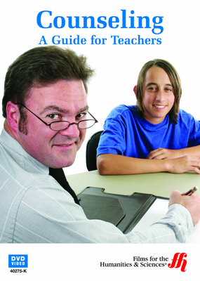 Counseling: A Guide for Teachers (Enhanced DVD)