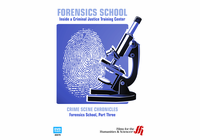 Crime Scene Chronicles: Forensics School, Part Three (DVD)