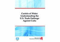 Curtain of Water: Understanding the U.S. Trade Embargo Against Cuba (Enhanced DVD)