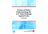 Curtain of Water: Understanding the U.S. Trade Embargo Against Cuba (in Spanish) (Enhanced DVD)