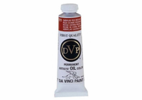 Da Vinci Artists' Oil Color Paint 37ml Cadmium Red Medium