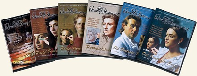 Daniel Greene Painting Videos (DVD / VHS) - Click to enlarge