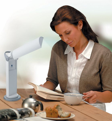 Daylight Twist Portable Lamp - Click to enlarge