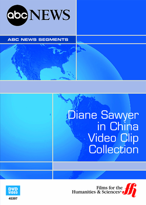 Diane Sawyer in China Video Clip Collection (Enhanced DVD)