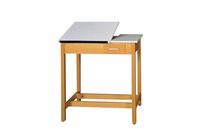 DIVERSIFIED Art/Drafting Table - 36x24x37-21 Wt-75