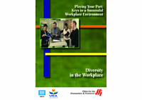 Diversity in the Workplace: Playing Your Part (Enhanced DVD)