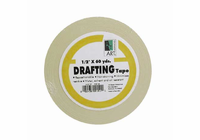 "DRAFTING TAPE 1/2"" X 60 Yds"