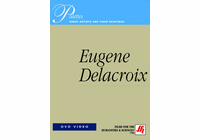 Eugene Delacroix  Video  (DVD)- English