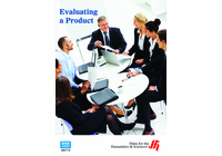 Evaluating a Product (Enhanced DVD)