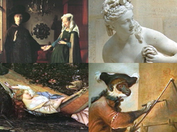 Every Picture Tells a Story: Artistic Themes Through the Ages  Video  (DVD)