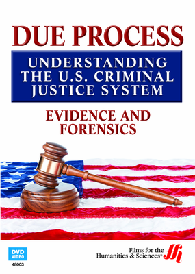 Evidence and Forensics: Due Process (Enhanced DVD)