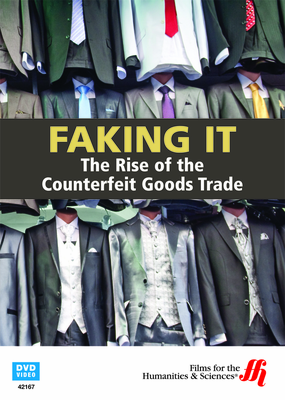 Faking It: The Rise of the Counterfeit Goods Trade (DVD)