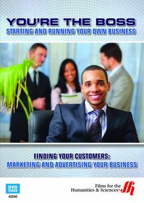 Finding Your Customers: Marketing and Advertising Your Business (Enhanced DVD)