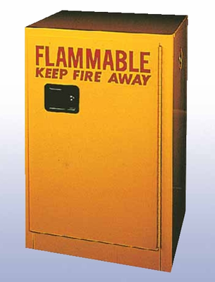 Flammable Storage Cabinet - 45 gallon-32 Wt-295