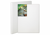 Fredrix 100% PURE LINEN (GREEN LABEL) Stretched Canvas