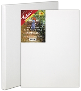 "Fredrix red label 24"" x 36"" stretched art Canvases - Click to enlarge"