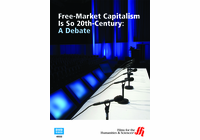 Free-Market Capitalism Is So 20th-Century: A Debate (DVD)