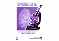 From Canines to Courtroom: Forensics School, Part Four (DVD)