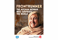 Frontrunner: The Afghan Woman Who Surprised the World (Enhanced DVD)