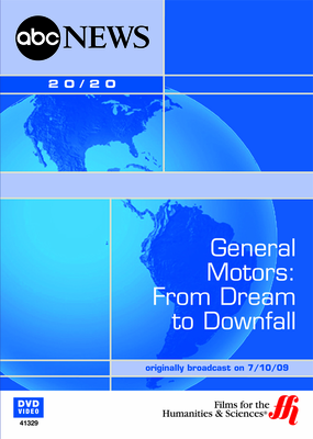 General Motors: From Dream to Downfall (Enhanced DVD)