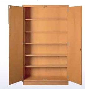 SHAIN / DIVERSIFIED WOODCRAFTS General Storage Cabinet-38