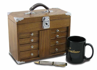 Gerstner International  GI-511 Mini-Max Chest - Click to enlarge