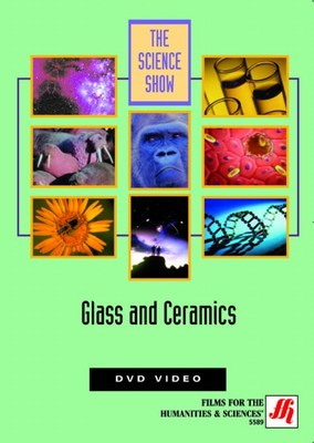 Glass and Ceramics  Video  (DVD)