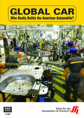 Global Car: Who Really Builds the American Automobile? (DVD)