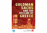 Goldman Sachs and the Decline of Greece (Enhanced DVD)