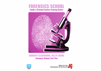 Goodbye Classroom, Hello Crime: Forensics School, Part Five (DVD)