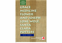 Grace Medicine Flower and Joseph Lone Wolf, Santa Clara Potters  Video  (DVD)