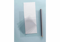 "Grafix� Clear-Lay� 40"" x 50' x .005"" Vinyl Film"