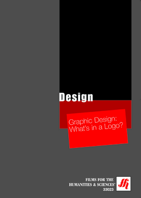 Graphic Design: What's in a Logo?  Video  (DVD)