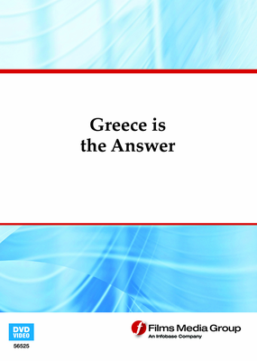 Greece is the Answer (Enhanced DVD)