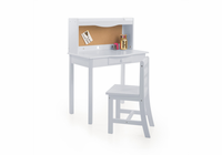 GUIDECRAFT Classic Desk - Gray
