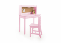 GUIDECRAFT Classic Desk - Pink