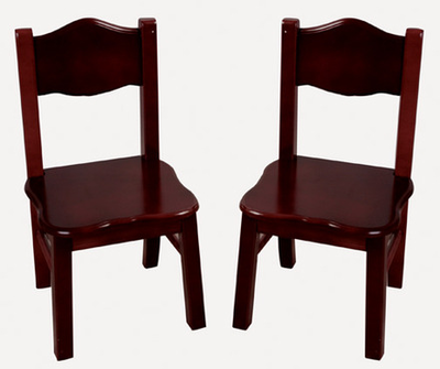Guidecraft Classic  Extra Chairs - Click to enlarge