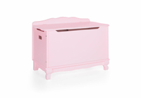 GUIDECRAFT Classic Toy Box - Pink