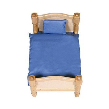 GUIDECRAFT Doll Bed - Click to enlarge