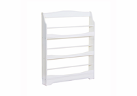 GUIDECRAFT Expressions Bookrack White
