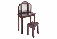 Guidecraft Expressions Vanity & Stool