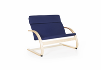 GUIDECRAFT Nordic Couch - Blue