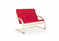 GUIDECRAFT Nordic Couch - Red