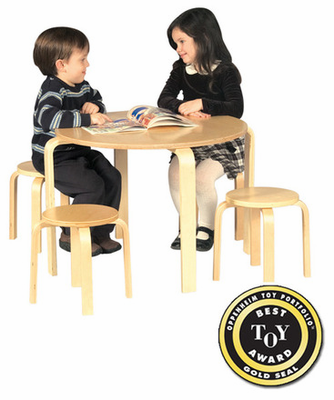 Guidecraft Nordic Table Set - Click to enlarge