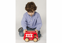 Guidecraft  Plywood Fire Engine