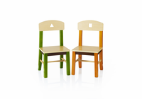 GUIDECRAFT See & Store Extra Chairs Set