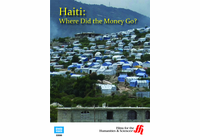 Haiti: Where Did the Money Go? (Enhanced DVD)
