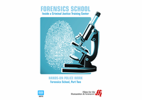 Hands-On Police Work: Forensics School, Part Two (DVD)